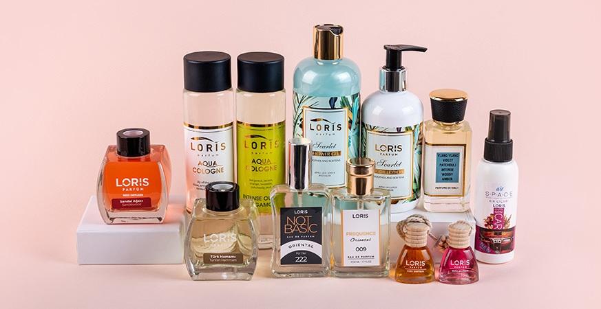 парфюмерия Loris